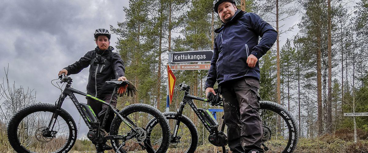 Kraatterijärvi_Adventure_Sähkölfatbike_Vuokraus
